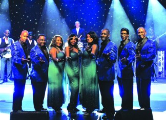 The Motowners Perform at the Aventura Arts & Cultural Center On Saturday, August 10