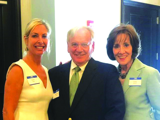 Israel Cancer Research Fund featured at Point of Aventura meeting