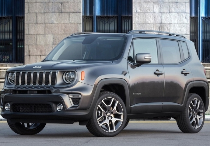 Jeep Renegade Limited 4x4 is an intriguing small SUV