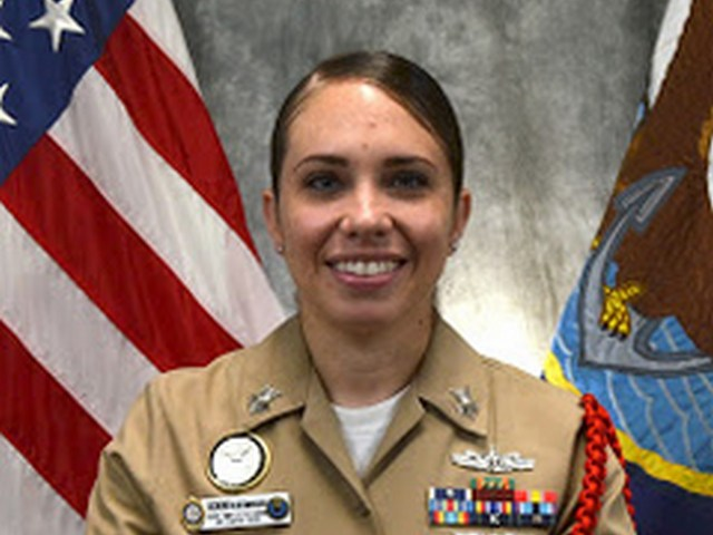 Miami Beach native trains the future of the Navy