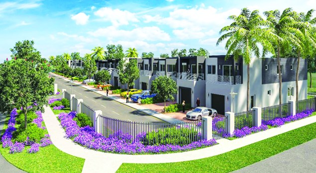 A new vision for Sunset Place: proposed redevelopment