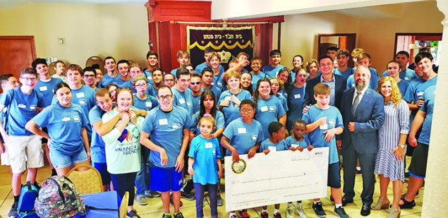 Representative Vance Aloupis Helps Special Needs Community