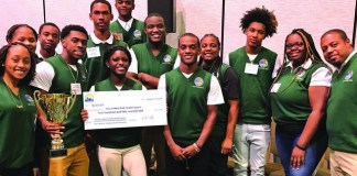 City of West Park's Youth Council Win Statewide Community Service Contest