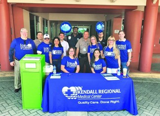 KRMC collects pounds of opioid medication during 'Crush the Crisis' event