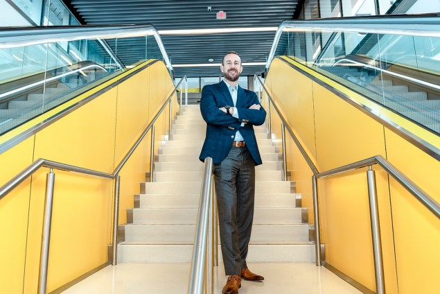 MDC's business series to presents Brightline's Patrick Goddard, Dec. 3