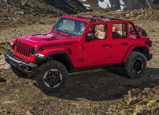 Jeep Wrangler Rubicon 4x4 still darling of off-road enthusiasts