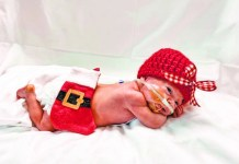 Kendall Regional nurse 'knows how it feels' to have a preemie baby during holidays