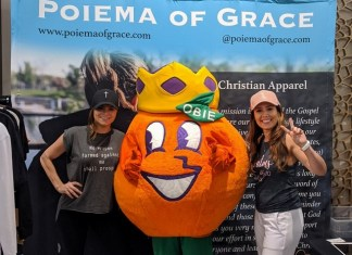 Poiema of Grace spreads Gospel message with athleisure clothing