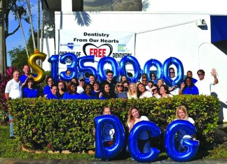 """Dental Care Group's 9th annual """"Dentistry From Our Hearts"""""""