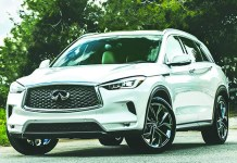 The 2020 Infiniti QX50 Autograph has what it takes