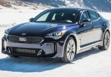 Kia Stinger delivers sharp performance, head-turning styling