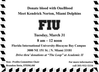 FIU Food Blood
