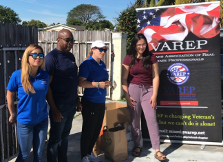 Cutler Bay High School student creates project to honor vets