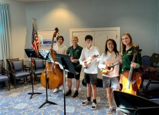 WCS Orchestra students perform at East Ridge