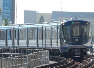 Metrorail fleet replacement reaches a major milestone