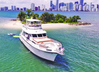 Miami Cruise Yacht Charters