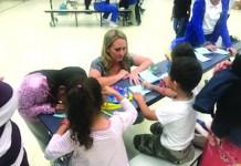 Spotlight on schools : Lake Forest Elementary School Family ESPN Night!