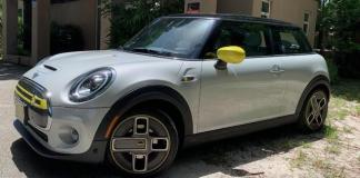 New electric Mini Cooper is fun to drive and easy to charge