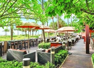 Spend summer al fresco at the Setai Miami Beach