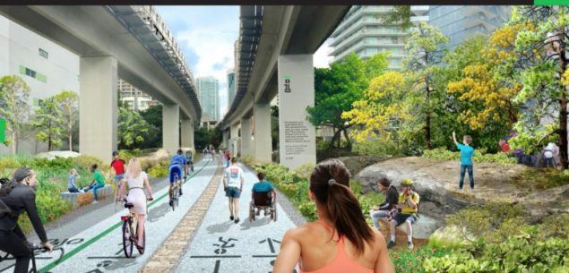 The Underline secures additional funding for Coral Gables segment