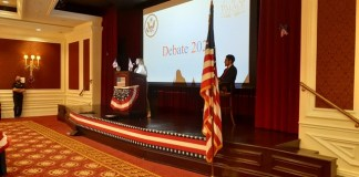 Generation Z learns passion for politics at The Palace Coral Gables