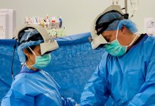 Aventura hospital and medical center is the first community hospital in the southeast region and Florida to offer augmented reality (ar) guided spine surgery