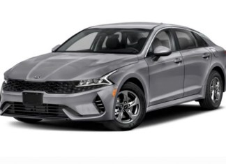 The Kia K5 GT is what the Optima never was — sporty!