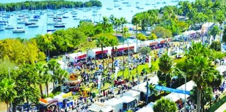 Coconut Grove Arts Festival sees brighter days ahead