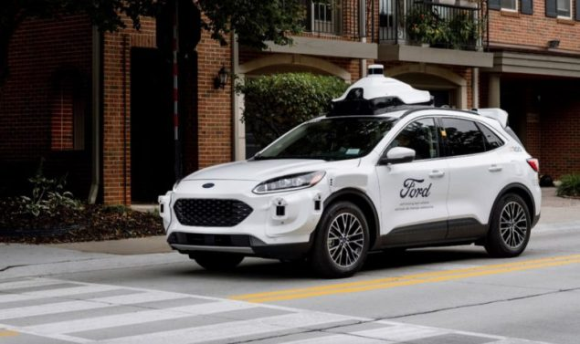 Ford Establishes Command Center, prepares for its self-driving service