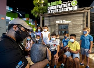New Conservation Action Center at Zoo Miami now open to public