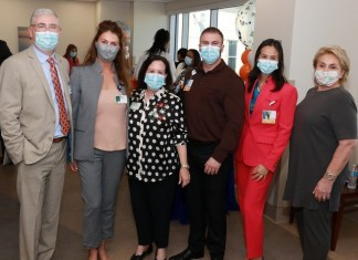 Aventura Hospital and Medical Center celebrates completion of East Tower