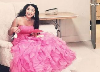 CoverGirls Focus Group hosts special quinceañera for program resident