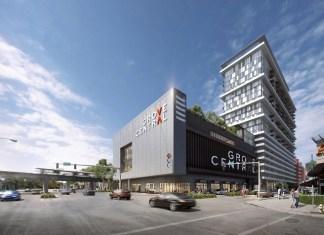 Ground broken on Grove Central transit-oriented development