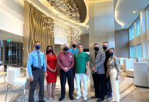 Aventura Hilton takes Aventura Police Dept's. Community Advisory Panel on VIP tour