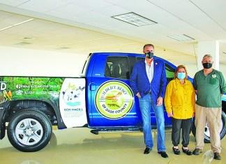 Bean Automotive Group donates Toyota Tundra to Wildlife Rescue