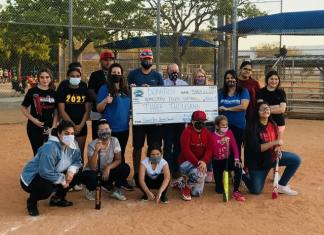 Kiwanis leads fundraising effort to support girls softball teams