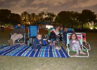The City of Aventura's Movie Night Returns to Founders Park this March