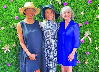 District 11 Woman's Clubs, Festivals Association and Rotary hold conferences