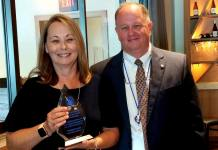 City of Aventura Community Development Director Joanne Carr retires after 22 years