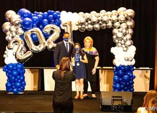 Aventura City of Excellence School sets the bar for 8th grade graduation celebrations