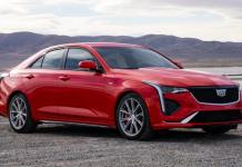 Cadillac brings its A-plus game with the 2021 CT4