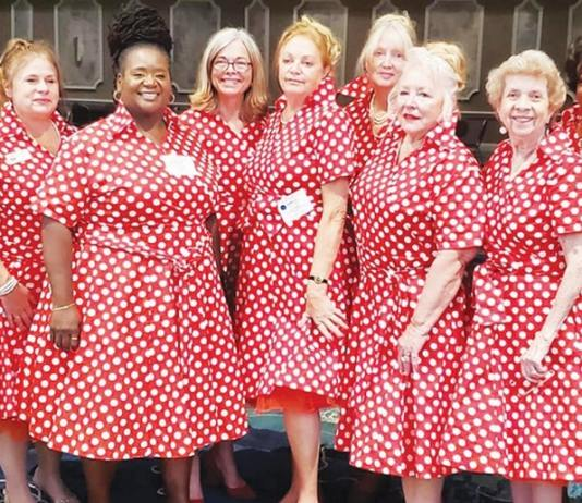 South Florida club women bring home honors