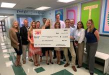 Dunkin' Joy in Childhood Foundation announces $25,000 in local grants
