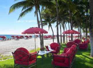 Enjoy a Getaway to Acqualina Resort with Its Grand Suites and Holistic Spa