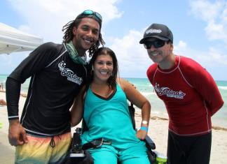 Adaptive Beach Days relaunches after 18-month pandemic hiatus
