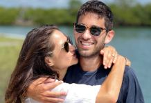 Couple finds Miami ideal place to become engaged