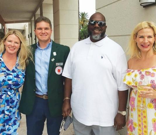 Jr. Orange Bowl names interim executive director and holds social