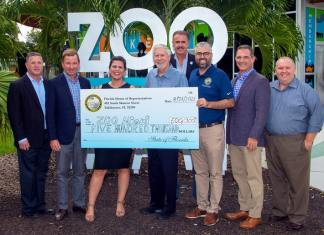 Zoo Miami Foundation gets $500K from state for new animal hospital