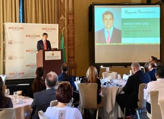 Mayor Lago gives first State of City Address : 'Reimagining Coral Gables'