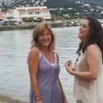 Llançà: Luz azul entre el mar, la montaña y la tramuntana